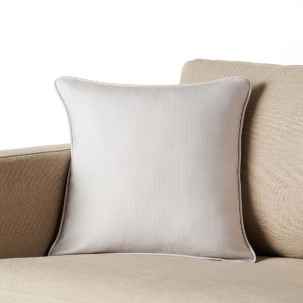 Θήκες για διακοσμητικά μαξιλάρια , (43x43) Gofis Home Colors Γκρι 911/14