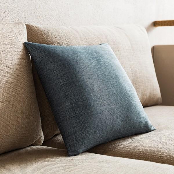 Θήκες για διακοσμητικά μαξιλάρια , (43x43) Gofis Home Chrome Jean 930B/09, με σχέδιο