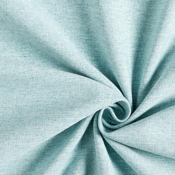Υφάσματα Κουρτίνες με το μέτρο για Σαλόνι ,Υπνοδωμάτιο ,Καθιστικό AERIS 62 aqua panama υφαντό ματ μονόχρωμο με απαλό φινίρισμα Φ280 χωρίς διαφάνεια