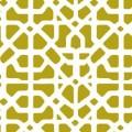 Υφάσματα Κουρτίνες με το μέτρο για Σαλόνι ,Υπνοδωμάτιο ,Καθιστικό MEDITERRANEAN 53 πράσινο γεωμετρικό digital βαμβακερό Φ280
