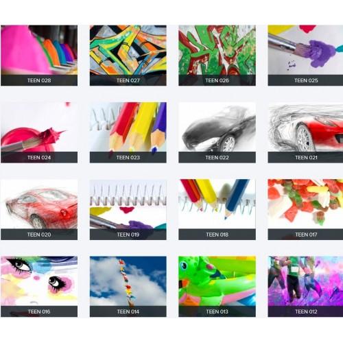 Εφηβικά Roller, Ρολο-κουρτίνες, Κουρτινόξυλα, Μετόπες, Panel
