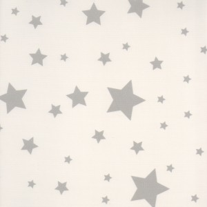 Ρολοκουρτίνα, Ρόλερ Σκίασης ,Στόρια , Κουρτινόξυλα για παιδικά δωμάτια, για κορίτσια , για αγόρια , για bebe δωμάτια, Dms_Kids stars γκρι αστεράκια μερικής διαφάνειας .