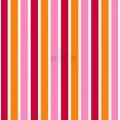 Ταπετσαρίες Τοίχου για όλο το σπίτι , 114629 πορτοκαλί ροζ ρίγες