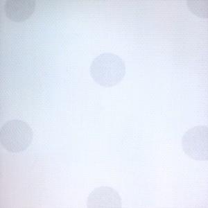 Κουρτίνες με το μέτρο για παιδικά εφηβικά δωμάτια, για κορίτσια , για αγόρια , για bebe δωμάτια Topitos 01 εκρού με γκρι πουα digital print βαμβακερό Φ280 χωρίς διαφάνεια
