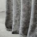 Υφασματα για Κουρτινες - Κουρτίνες με το μέτρο για όλο το σπίτι ,Great grey λινή με μοντέρνο μοτίβο Φ300 ημιδιάφανη
