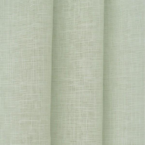 Υφασματα για Κουρτινες - Κουρτίνες με το μέτρο για όλο το σπίτι ,Tessera Lime plain μονόχρωμη Φ315 ,με διαφάνεια