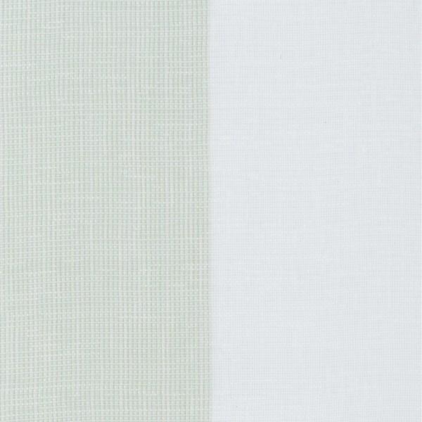 Υφασματα για Κουρτινες - Κουρτίνες με το μέτρο για όλο το σπίτι ,Tessera 2 Lime με φαρδιά ρίγα Φ315 ,με διαφάνεια