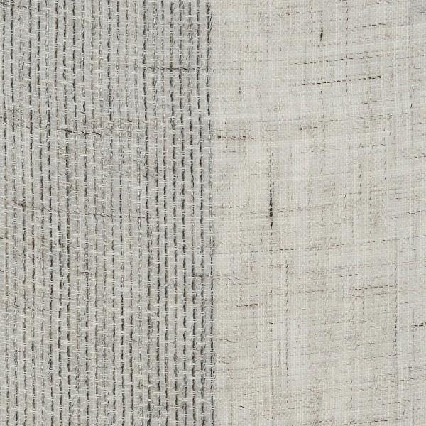 Υφασματα για Κουρτινες - Κουρτίνες με το μέτρο για όλο το σπίτι , Reborn grey με ρίγα σε γκρι-μπεζ χρώμα Φ300  μερικής διαφάνειας