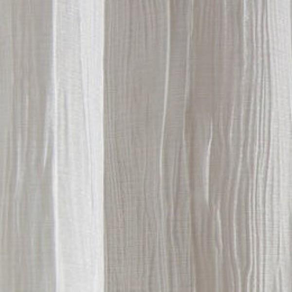 Υφάσματα Κουρτίνες με το μέτρο για Σαλόνι ,Υπνοδωμάτιο ,Καθιστικό ,Γραφείο TL Boy Kras/01 off-white μονόχρωμη με πτυχώσεις Φ2.90 , ημι-διάφανη