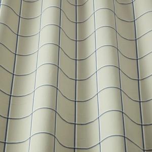 Υφασματα για Κουρτινες - Υφάσματα Κουρτίνες με το μέτρο για Σαλόνι ,Υπνοδωμάτιο ,Καθιστικό iLiv Henley Check/Denim ραφ καρώ βαμβακερό υφαντό Φ140 χωρίς διαφάνεια