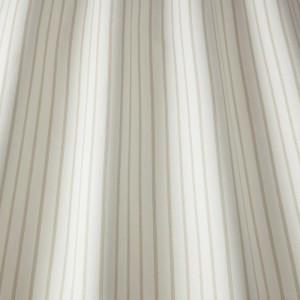Υφασματα για Κουρτινες - Υφάσματα Κουρτίνες με το μέτρο για Σαλόνι ,Υπνοδωμάτιο ,Καθιστικό iLiv Ticking Stripe/Canvas μπεζ ριγέ βαμβακερό υφαντό Φ140 χωρίς διαφάνεια