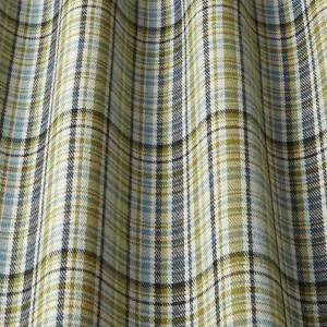 Υφάσματα Κουρτίνες με το μέτρο για Σαλόνι ,Υπνοδωμάτιο ,Καθιστικό iLiv_Byron Midnight πολύχρωμο γεωμετρικό καρώ υφαντό Φ140 χωρίς διαφάνεια