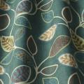 Υφάσματα Κουρτίνες με το μέτρο για Σαλόνι ,Υπνοδωμάτιο ,Καθιστικό iLiv_Chiswick Forest πολύχρωμο floral σχέδιο με φύλλα βαμβακερό Φ140 χωρίς διαφάνεια