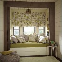 Κουρτίνες ,Υφάσματα με το μέτρο για Σαλόνι ,Υπνοδωμάτιο ,Καθιστικό Floral-Vintage