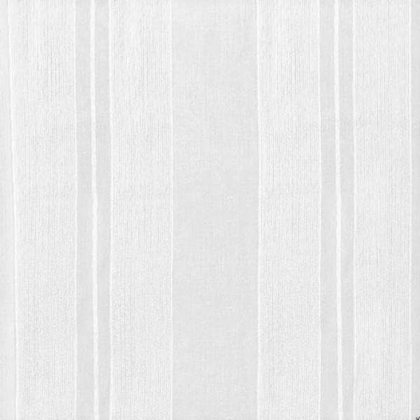 Υφασματα για Κουρτινες - Κουρτίνες με το μέτρο για όλο το σπίτι ,Bastien off-white ριγέ μονόχρωμη Φ300 ,ημιδιαφανή