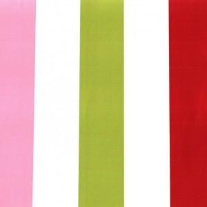 Ταπετσαρίες Τοίχου για παιδικά δωμάτια, για κορίτσια , για αγόρια , για bebe δωμάτια  270 col.5 με κόκκινες ροζ λαχανί ρίγες