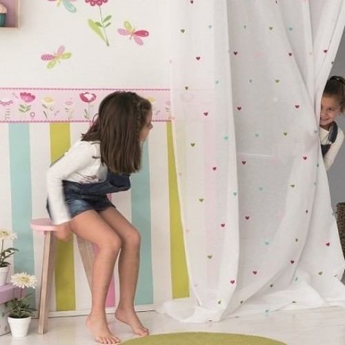 Προσφορές σε Υφάσματα και Κουρτίνες για Παιδικό Δωμάτιο